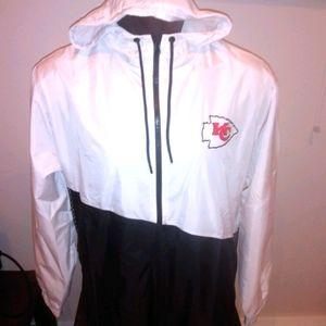Kansas City Chiefs Athletic Windbreaker Jacket